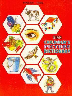 Star Children's Picture Dictionary English-Tamil by Babita Verma