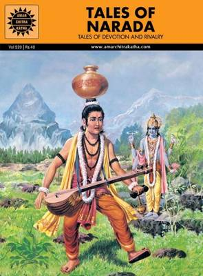 Tales of Narada by Onkar Nath Sharma