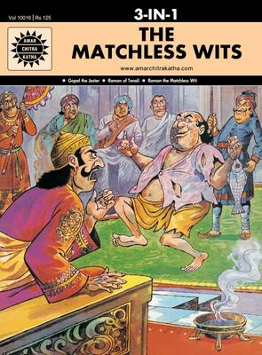 The Matchless Wits by Anant Pai