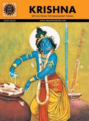 Krishna by Anant Pai
