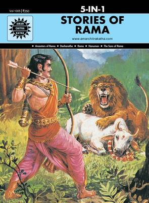 Stories of Rama by Anant Pai