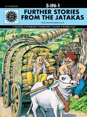 Further Stories from the Jatakas by Anant Pai