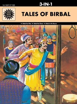 Tales of Birbal by Anant Pai