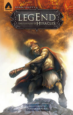 Legend The Labours of Heracles by Ryan Foley