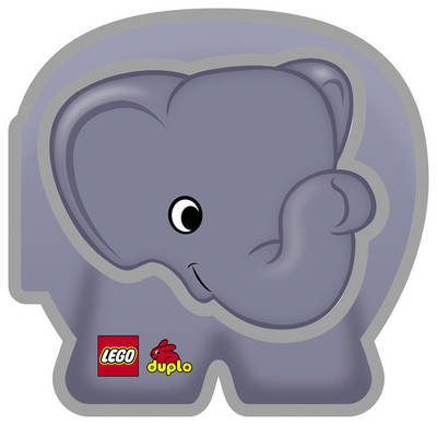 Lego Duplo Little Elephant by Lego Books