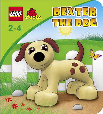 Lego Duplo Dexter the Dog by Lego Books