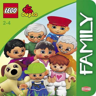 Lego Duplo Family by Lego Books