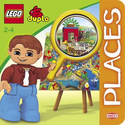 Lego Duplo Places by Lego Books