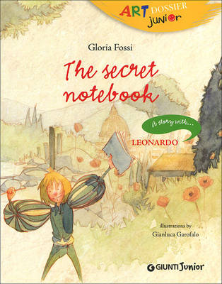 The Secret Notebook by Gloria Fossi