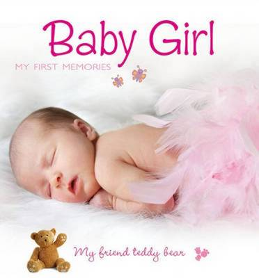 My First Steps with Teddy Bear Baby Girl by