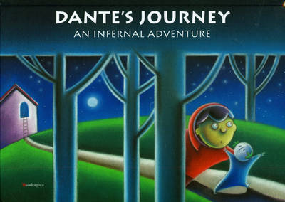 Dante's Journey An Infernal Adventure by Virginia Jewiss, Christiana Castenetto
