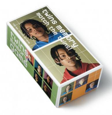 Twins Memory Game Match the Twins! by Ester Eijkmans, Agnes Kappert, Maaike Strengholt
