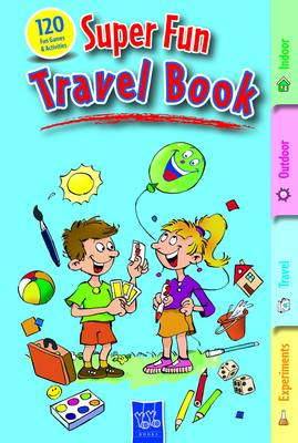 Super Fun Travel Book by