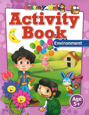 Activity Book: Environment Age 5+ by Discovery Kidz