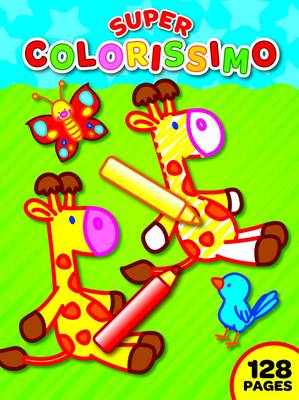 Super Colorissimo 4-5 Years by