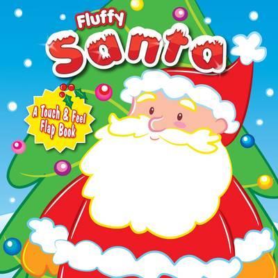 Fluffy Santa by