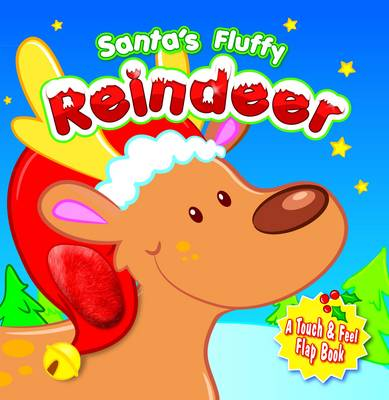 Santa's Fluffy Reindeer by