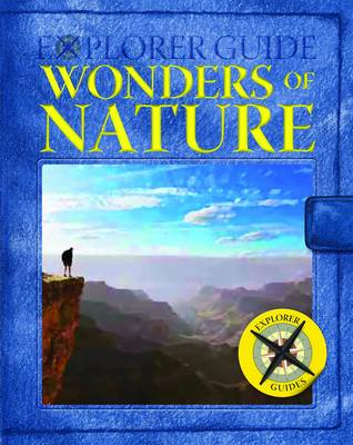 Explorer Guide Natural Wonders by