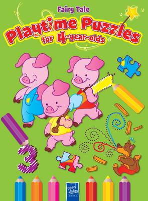 Fairy Tale Playtime Puzzles 4 by