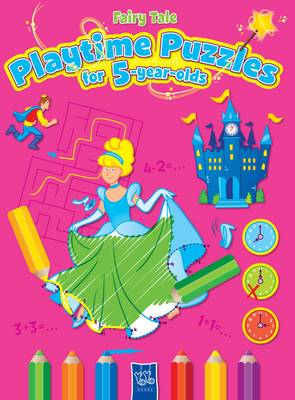 Fairy Tale Playtime Puzzles 5 by