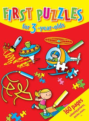 First Puzzles for 3-Year-Olds by