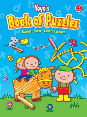 Yoyo Book of Puzzles by