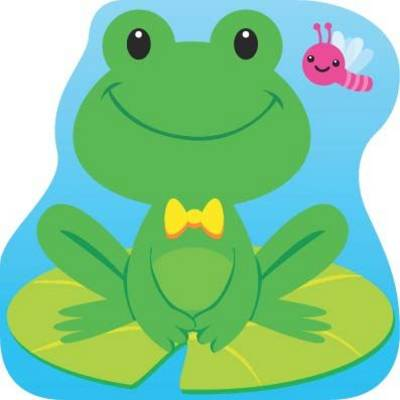 Blub Frog by