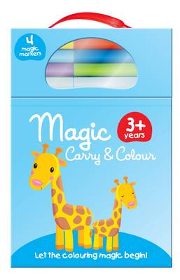 Magic Cary and Colour: Blue by