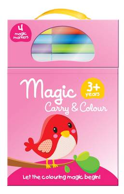 Magic Carry and Colour: Pink by