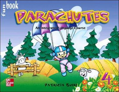 Parachutes Fun Book 4 by Patricia Buere