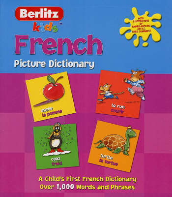 Berlitz Language: French Picture Dictionary by