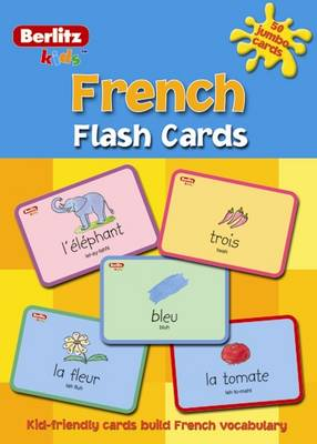 Berlitz Language: French Flash Cards by