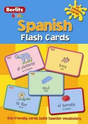 Berlitz Language: Spanish Flash Cards by