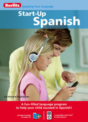 Spanish Berlitz Kids Start-up by Howard Beckerman