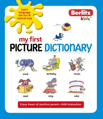 Berlitz Language: My First Picture Dictionary by