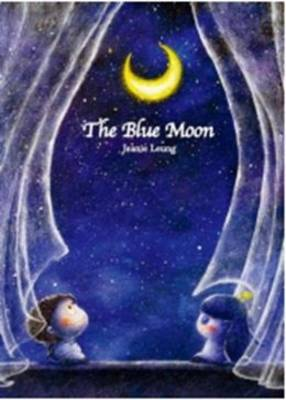 The Blue Moon by Jeanie Leung