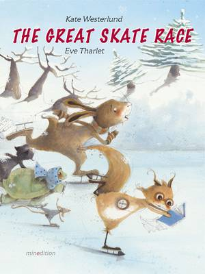 The Great Skate Race by Kate Westerland
