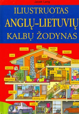 Illustrated English-Lithuanian Dictionary by J. Lang