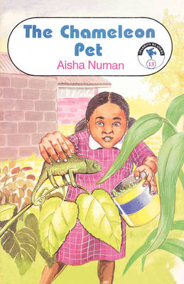 The Chameleon Pet by Aisha Numan