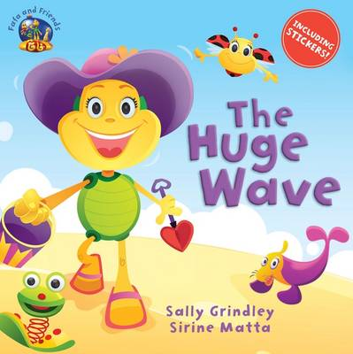 The Hey Fafa! The Huge Wave by Sally Grindley