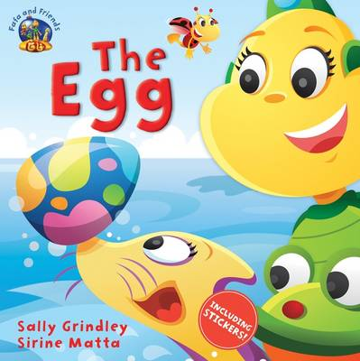 The Hey Fafa: The Egg by Sally Grindley