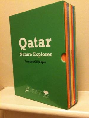 Qatar Nature Explorer Pack by Frances Gillespie