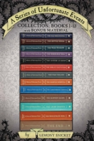Series of Unfortunate Events Collection: Books 1-13 with Bonus Material by Lemony Snicket