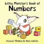 Little Monster's Book of Numbers by Frances Thomas