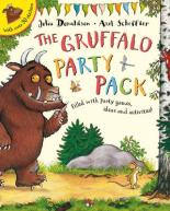 The Gruffalo Party Pack by Julia Donaldson