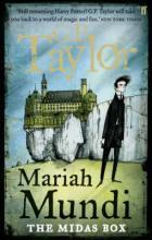 Mariah Mundi: The Midas Box by G P  Taylor