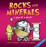 Rocks and Minerals: A gem of a read! by Dan Green, Simon Basher