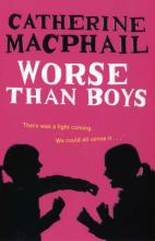 Worse Than Boys by Cathy Macphail