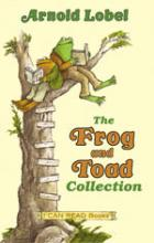 The Frog and Toad Collection Box Set by Arnold Lobel
