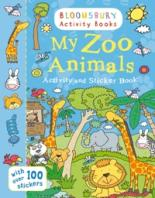 My Zoo Animals Activity and Sticker Book by